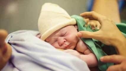 Doğum parası nasıl alınır? 2021 doğum ücreti kaç TL?