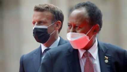 Fransa, Sudan'ın 5 milyar dolarlık borcunu siliyor