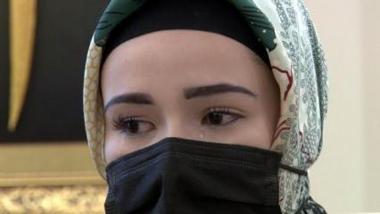 Gördüğü rüyadan etkilenen kadın Müslüman oldu