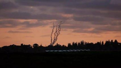 Hamas: İsrail'e ait Urim Üssü'nü vurduk