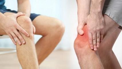 Hareketsizliğe bağlı kilo artışı diz ağrılarına neden oluyor!