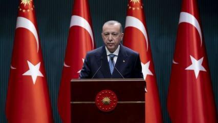 Kabine Toplantısı ne zaman yapılacak? Cumhurbaşkanı Erdoğan bugün açıklama yapacak mı?