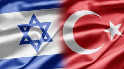 İsrail'den dikkat çeken Türkiye açıklaması
