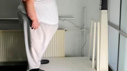 Koronavirüsten hastaneye yatanların yarısı obezite hastası!