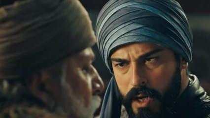 Kuruluş Osman 59.bölüm 2.fragmanı Taşlar çatırdamaya başladı! Ettiğini karşılıksız bırakmayacak