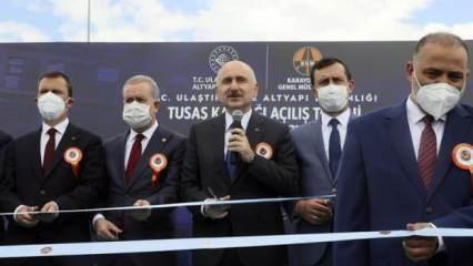 Kuzey Marmara Otoyolu'nun son kesimi cuma günü açılıyor