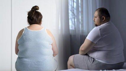 Obezite insan hayatını 20 yıla kadar kısaltabiliyor