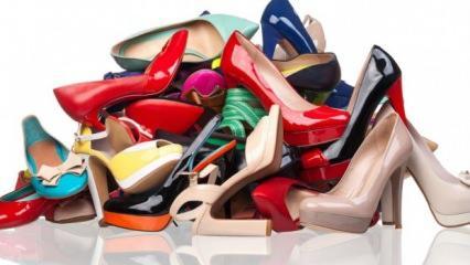Rüyada yeni ayakkabı görmek ne demek? Rüyada beyaz ayakkabı görmek neye işaret?