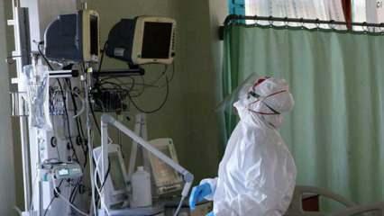 Sağlık Bakan Yardımcısı: Türkiye'deki vakaların yüzde 95'i...