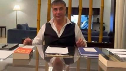 Sedat Peker'in kaldığı otel deşifre oldu