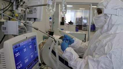 Son dakika: 18 Mayıs koronavirüs tablosu! Vaka, Hasta, ölü sayısı ve son durum açıklandı