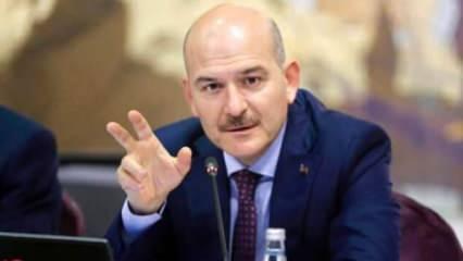 Bahçeli'nin destek mesajından sonra Bakan Soylu'dan açıklama