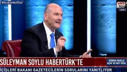 Bakan Soylu'dan istifa çığırtkanlarını susturan cevap!