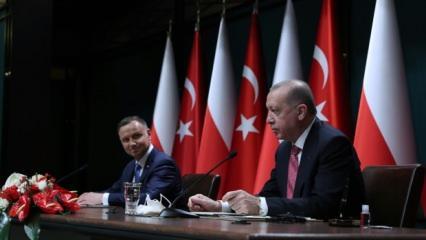 Başkan Erdoğan: Türkiye tarihinde ilk kez oluyor