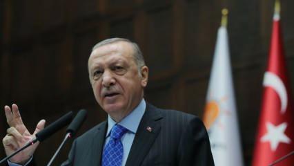 Erdoğan'dan 'Akşener' yorumu: Gereken ders verildi!