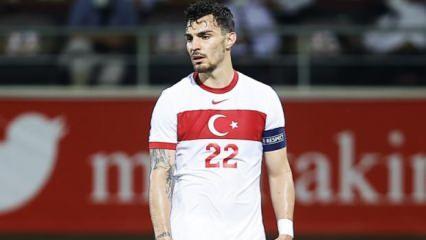 Kaan Ayhan için Süper Lig'den bir talip daha