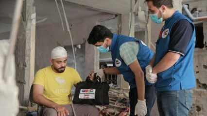 Gazze'nin yaraları Türkiye'nin yardımlarıyla sarılıyor