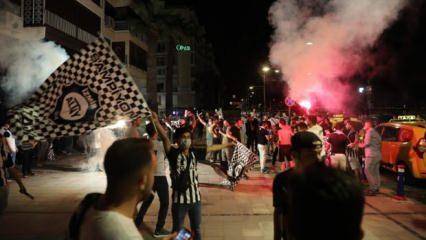 İzmir'de meydanlar doldu taştı!