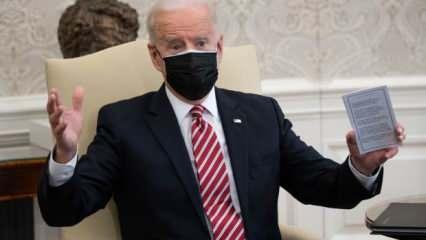 Joe Biden'ın Kovid-19 soruşturması talimatına Çin'den tepki