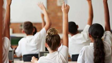Son dakika haberi: MEB'den 'telafi eğitim' açıklaması