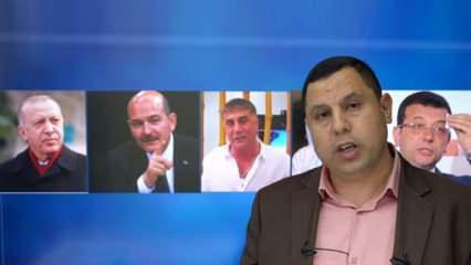 Sedat Peker'in arkasındaki ülkeyi açıkladı! Dikkat çeken İmamoğlu detayı