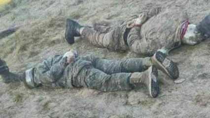 Sınır ihlali yapan Ermenistan askerleri esir alındı