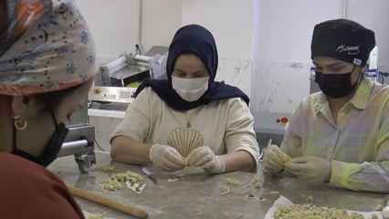 Şırnaklı kadınların el emeğiyle hazırladıkları ürünler markalaştı