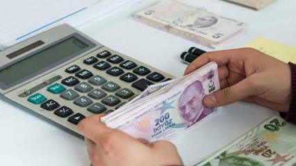 Zamlı memur maaşları Temmuz'da kaç TL olacak? Enflasyon oranlarına göre memur maaş zammı...