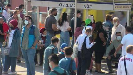 İstanbul'da toplu taşıma isyanı: Her gün bir sürü insan ölüyor