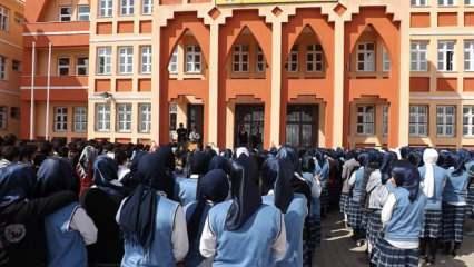 637 okula kuruldu, üniversiteye hazırlıkta destek olacak