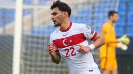 Beşiktaş'a Kaan Ayhan müjdesi! Hocasıyla görüştü