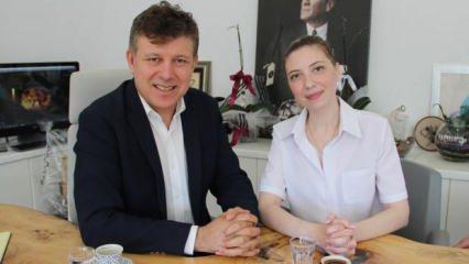 7 yıldır pankreasında kist vardı, Ukraynalı kadın şifayı Türkiye'de buldu!