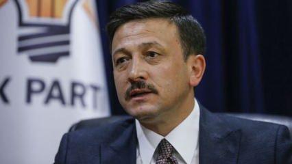 AK Parti'li Dağ'dan muhalefetin 'müjde' eleştirilerine tepki