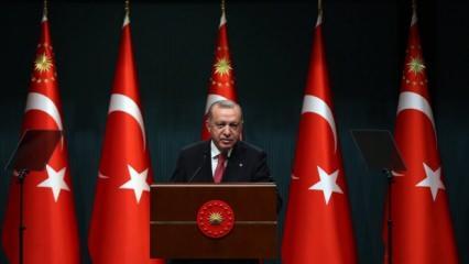 Başkan Erdoğan açıkladı! 2021-2022 eğitim öğretim yılı akademik takvimi belli oldu