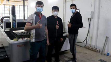 Edirne'de girişimciler 1 milyon liralık yatırım yaptı! Sınır ülkelerinden talep yağıyor