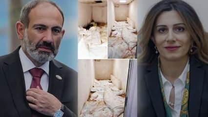 Ermenistan'dan, Karabağ'da ölen askerlerinin cesetlerine büyük saygısızlık