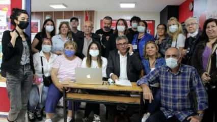 Feriköy'de muhtarlık seçimlerini tek kadın aday Sema Alkaya kazandı