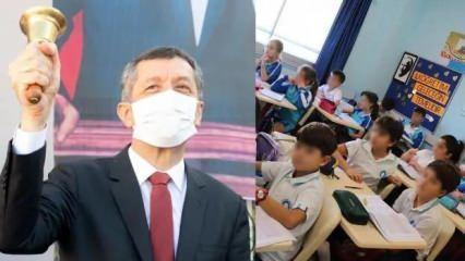 Milli Eğitim Bakanı (MEB) Ziya Selçuk, telafi eğitimin detaylarını açıkladı
