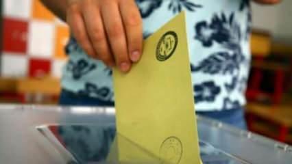 Seçim heyecanı! 71 bin seçmen sandık başına gidiyor