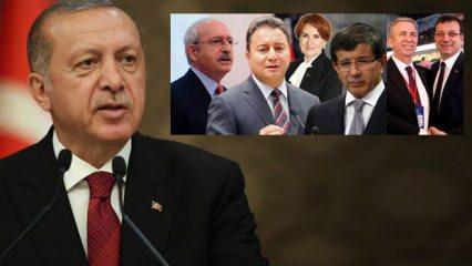 Son ankette oy oranı Erdoğan'a en yakın isim belli oldu