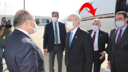 Kılıçdaroğlu, skandallarıyla meşhur isimle KKTC'ye gitti