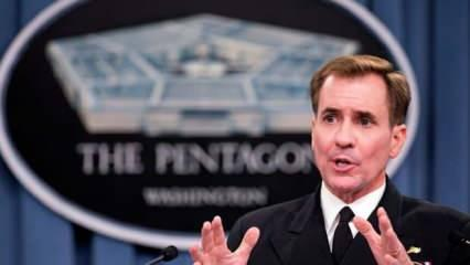 ABD'den Afganistan açıklaması: Görüşme Türkiye ile yapılmalı
