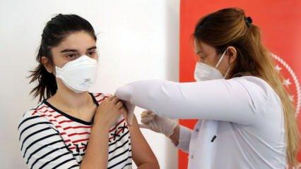 Aile sağlığı merkezlerinde yeni dönem! BioNTech aşısı yapılmaya başlandı