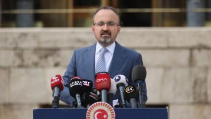 AK Parti'li Turan: Parlamenter sisteme dönmenin artık imkanı kalmamıştır