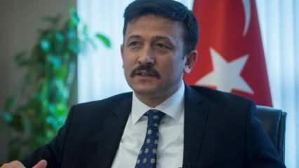 AK Partili Hamza Dağ: Erken seçim istemek millete hakarettir!