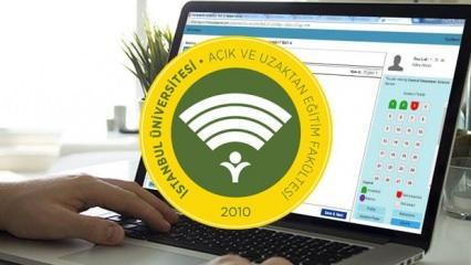 AUZEF sınav giriş ekranı! İstanbul Üniversitesi bahar dönemi AUZEF sınavları ne kadar sürecek?