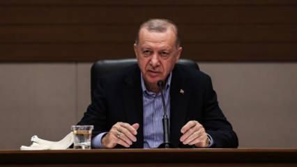 Başkan Erdoğan'dan kritik görüşme öncesi son dakika Biden açıklaması!