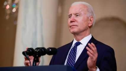 Biden, Zelenskiy'i Beyaz Saray'a davet etti