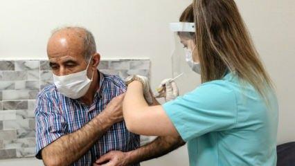 BioNtech aşısı için aile hekimlerinden randevu alınabilecek
