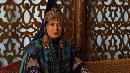 Bozkır Arslanı Celaleddin'in Türkan'ı Gülenay Kalkan: Tarihi diziler önemli misyon üstleniyor